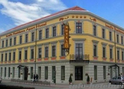 Cazare Timisoara Hoteluri vile si pensiuni.INFO-HOTELURI Hotel Iosefin Residence Timisoara