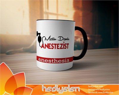 Anestezist Kupa Bardak