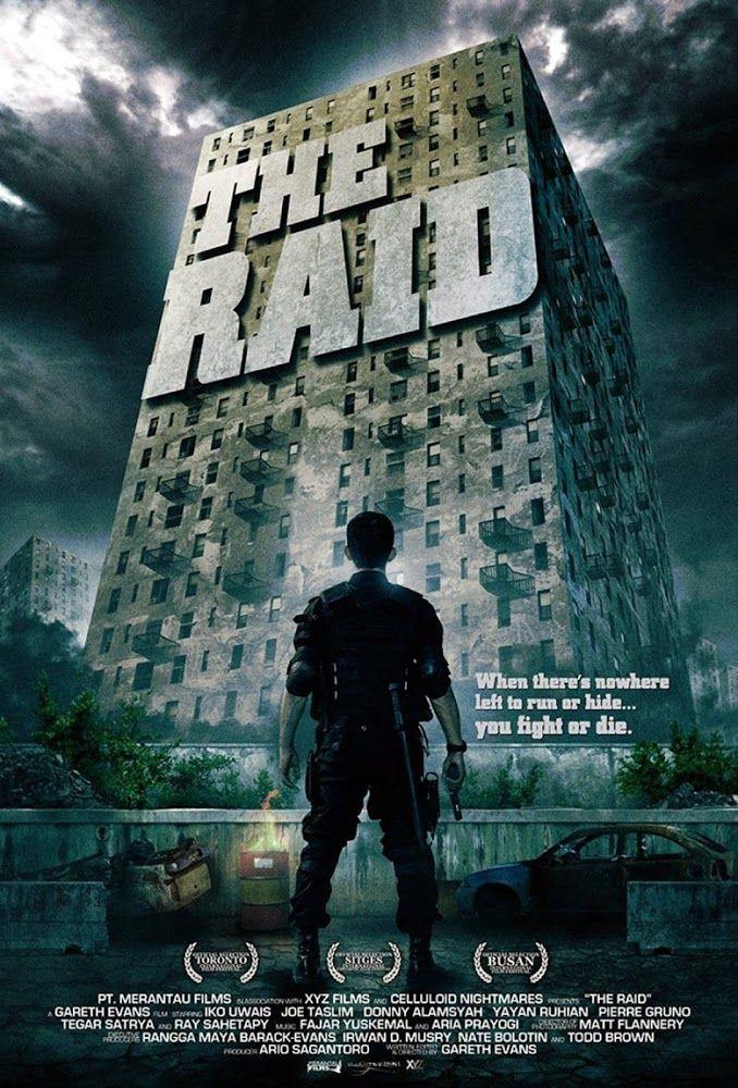 link  film the raid redemption