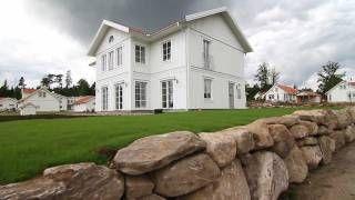 Mästergården - ett 2-planshus från Myresjöhus