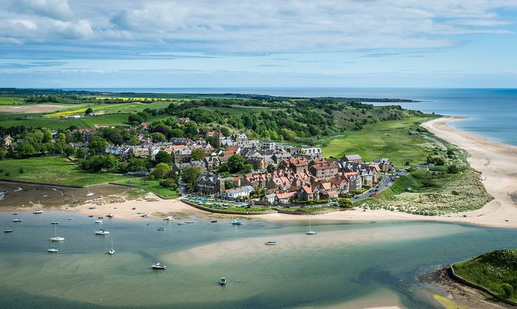 Guardian roundup: Make the most of the magnificent views along the Northumberland coast while savouring the best local seafood at these cafes and restaurants where affordable lunch menus make it possible to fill up without splashing out.. Budget eats