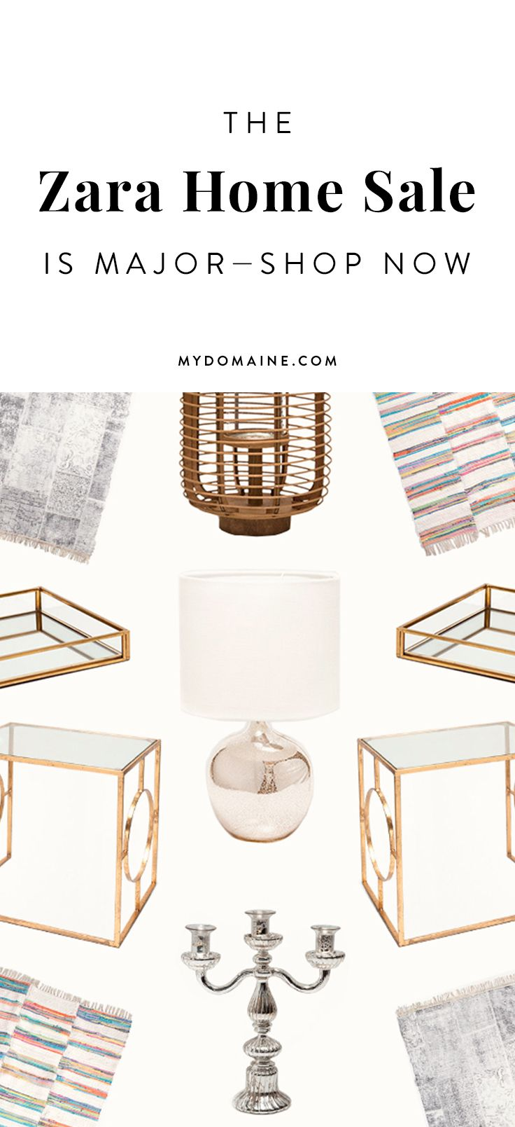 Our favorites from Zara Home's blowout sale