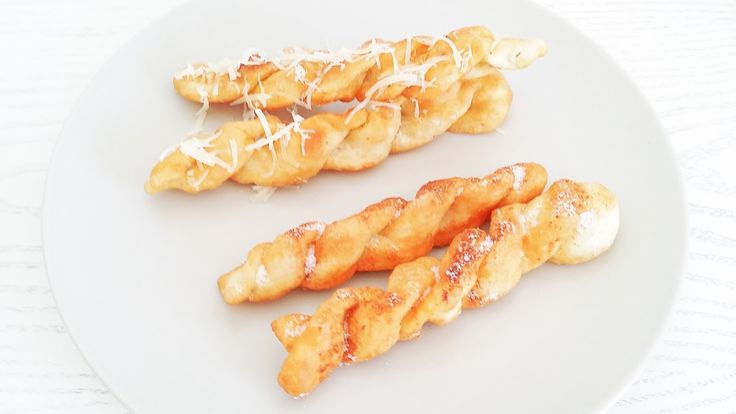 Εύκολη ζύμη για πιτάκια τηγανητά