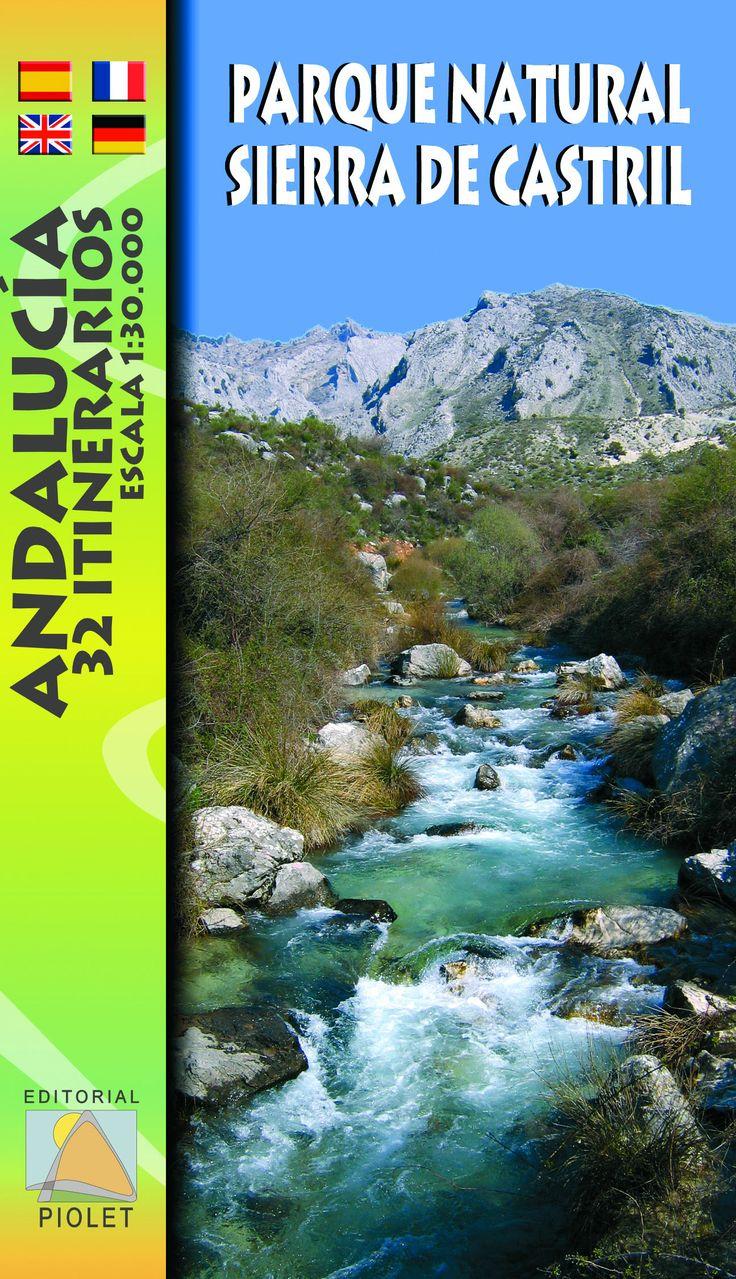 #novedad #mapa Parque Natural Sierra de Castril