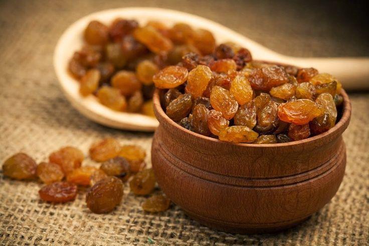 SEMPLICEMENTE SEMPLICE: L'uva sultanina protegge le mucose e il cavo orale...