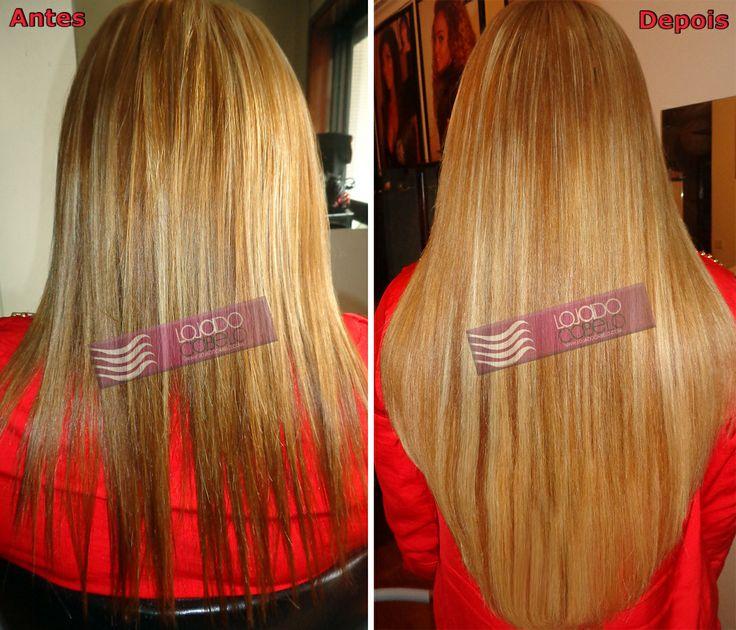 Mais um trabalho fantástico!  Cabelo Asiático Liso Natural - 65 Cms - Descoloração feita pela profissional - Método de aplicação: Polímero de Queratina - Fornecedor do cabelo: +Loja do Cabelo - Extensões de Cabelo Natural  - Contacto: +351 96 531 90 55 - Cláudia Botelho  #cabelo   #extensõesdecabelo   #beleza   #hair   #beauty   #hairextensions   #lojadocabelo