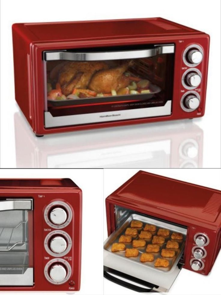ICYMI: Countertop Convection Oven Kitchen Bread Toaster Broiler Pizza Baker Fast Cook