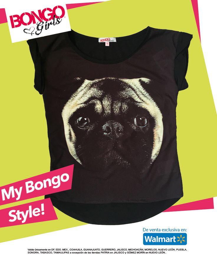 """Le pregunté a mi perro cómo se me ve la ropa Bongo ¡y me dijo """"Guau""""!"""