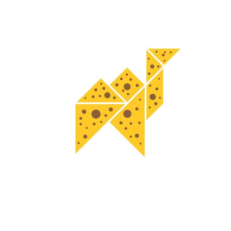 """Consultate il mio progetto @Behance: """"🍪 Tangrammattina 🍪"""" https://www.behance.net/gallery/34927023/-Tangrammattina-"""