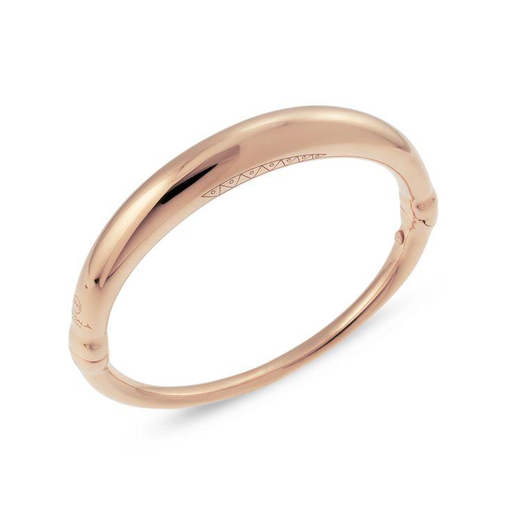 pink gold bracelet by ponte vecchio gioielli