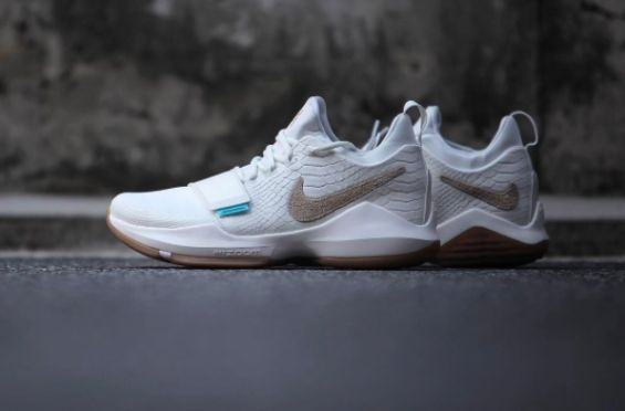 bd1210e9ced6 The Nike PG 1 Ivory Debuts Later This Week