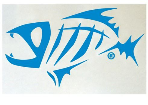G. Loomis Boat Decal