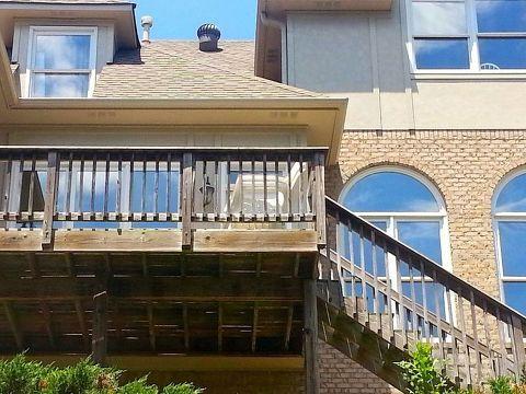 Repair Your Deck Railing and Stairs   Deck railings ...