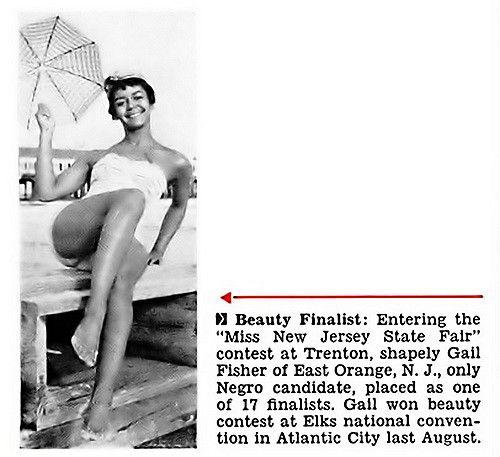 Gail fisher, Black beauties, Girl