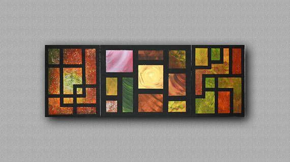 Abstract painting Abstract wall art modern artwork abstract