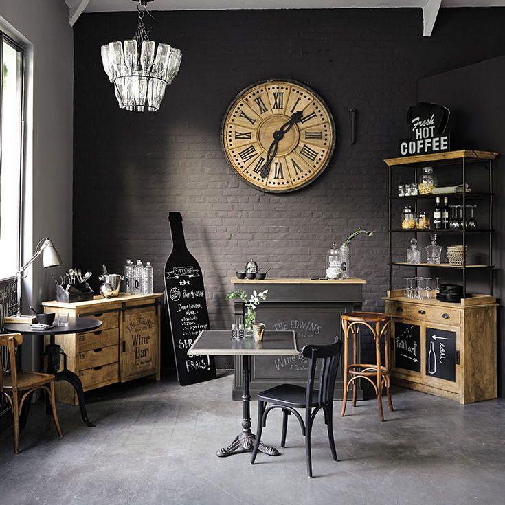 Les Meilleures Idées De La Catégorie Deco Industrielle Sur - Lustre maison du monde pour idees de deco de cuisine