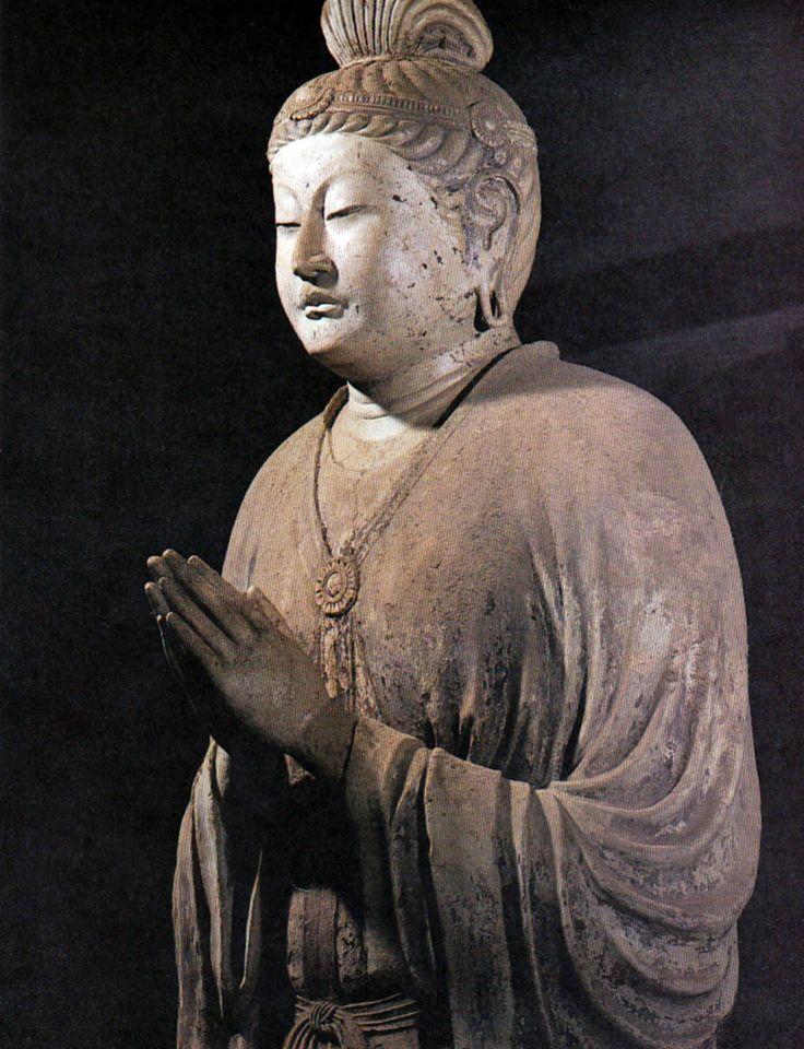 奈良 東大寺 法華堂(三月堂)  月光菩薩