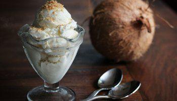 Caribbean Coconut Ice Cream