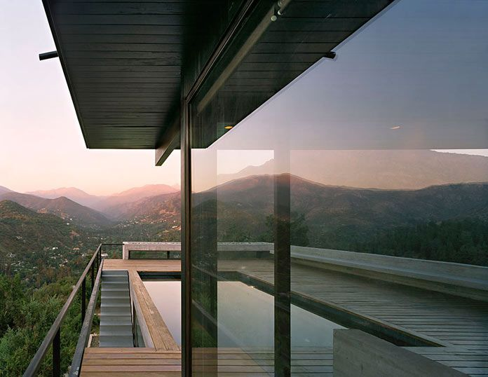 Dream House in Chile by Max Núñez Architects