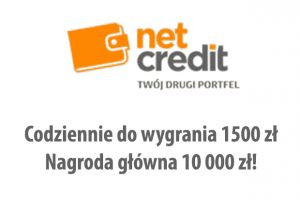 Net Credit - miesiąc darmowych pożyczek