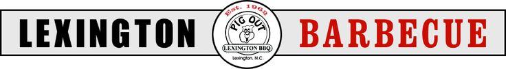 Lexington Barbecue, Lexington, NC, Honey Monk's, Lexington Style BBQ | Lexington Barbecue