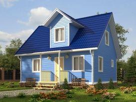#house #каркасные_дома #строительство_домов  #homedesign #lifestyle #style #architecture  Каркасные дома под ключ в Санкт-Петербурге, проекты, фото и цены!