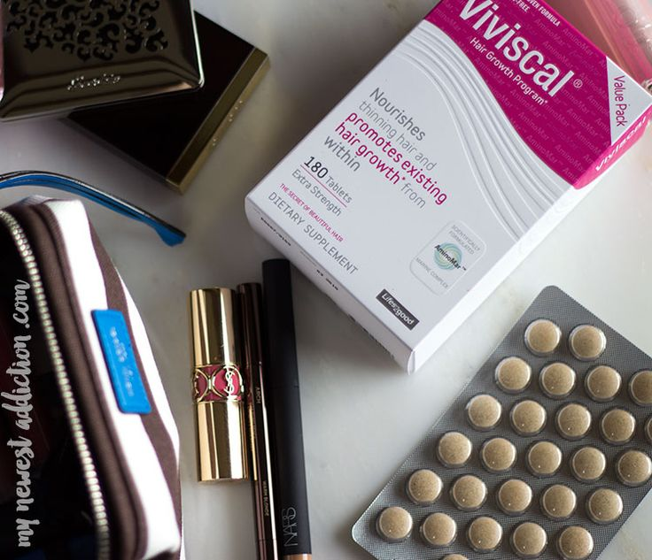 #Viviscal Hair Growth Supplements - My Newest Addiction #ad
