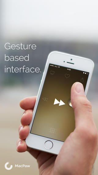 Listen: The Gesture Music Player — 1