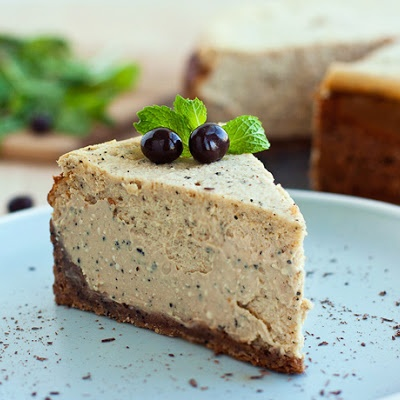 Irish Coffee Cheesecake. Interested to see if this would taste good since I'm not big on Irish Coffee, but I think Jake would love to try this!