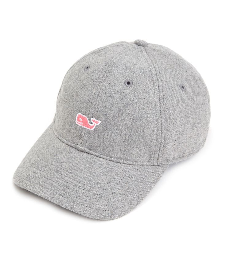 Shop Womens Flannel Baseball Hat at vineyard vines