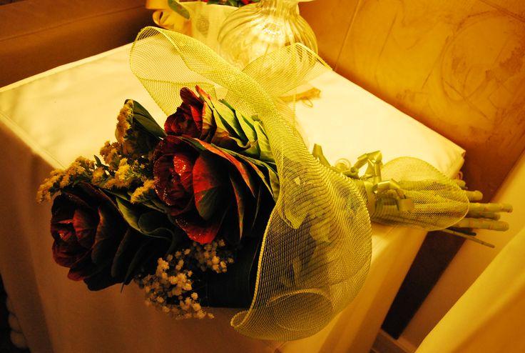 un omaggio floreale a flower gift