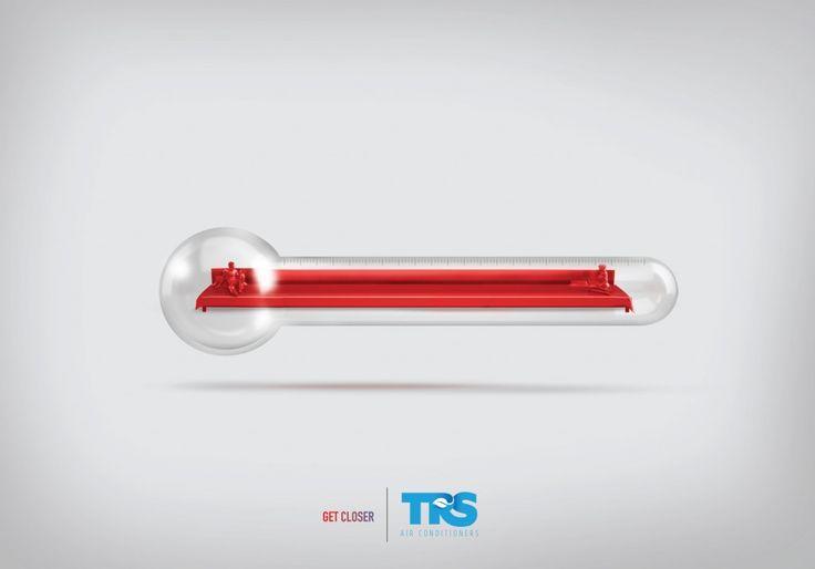 ¿Temporada de calor? La persona que quieres a tu lado puede estar más cerca con la ayuda de un aire acondicionado, esta es la premisa de DDB Colombia para TRS   Advertising Agency: DDB, Colombia Creative Director: Marco Copywriter: ...