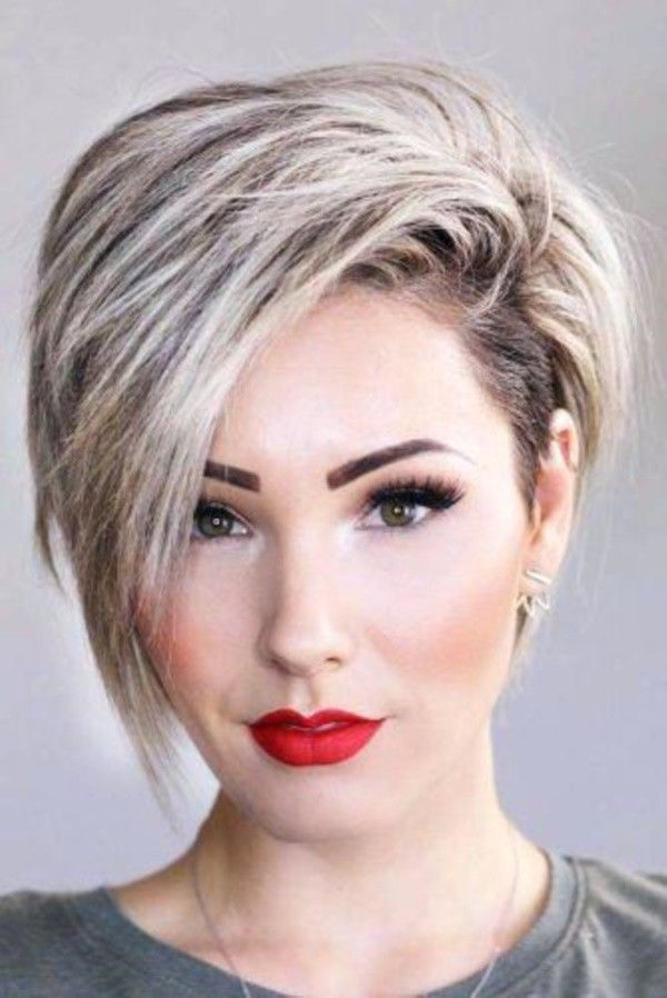93 Inspirational Short Hairstyles For Oval Faces 2020 In 2020 Short Hairstyles For Thick Hair Short Hair Styles For Round Faces Haircut For Thick Hair