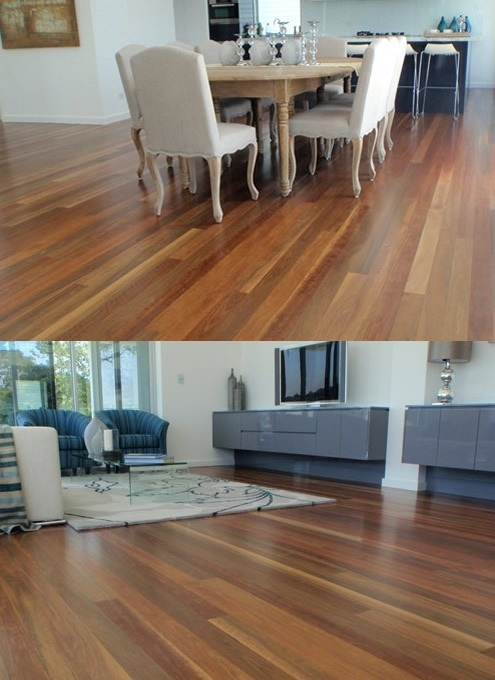 Spotted Gum   -  Hardness 11.0 Janka  -  From about $78 m2 on The Owner-Builder Network  http://theownerbuildernetwork.com.au/wp-content/blogs.dir/1/files/australian-hardwood-floors/Spotted-Gum-composite.jpg