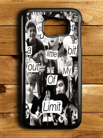 5sos Collage Samsung Galaxy S6 Case