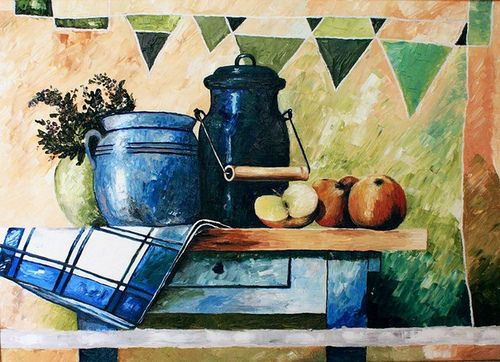 Oil Painting Reproduction unknown master  (60*70 oil/canvas, 2011) Копия картины c репродукции неизвестного автора 60*70, холст/масло, 2011г © chuprovart // = // = // = // = // = // = // = // = // = // = // = // = В частной коллекции = Private collection