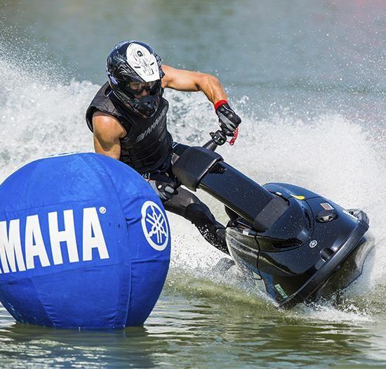 Yamaha WaveRunners - SuperJet