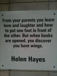 Just a beautiful true statement: Parents, Quotes About Book, Wings, Reading Quotes, Helen Hay, Helenhay, Laughter, Pictures Quotes, Book Quotes