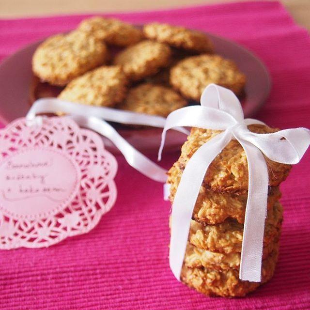 Zdravé ovesné sušenky na snídani i svačinu