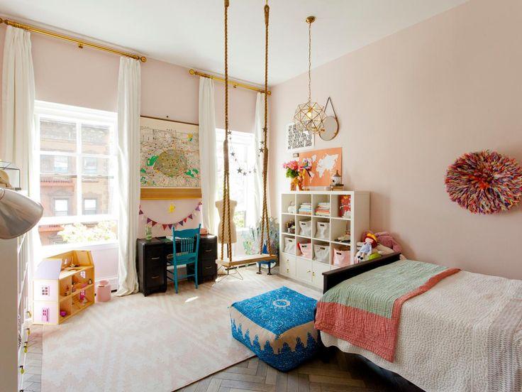 genevieve gorder renovates an 1850s new york brownstone little girl