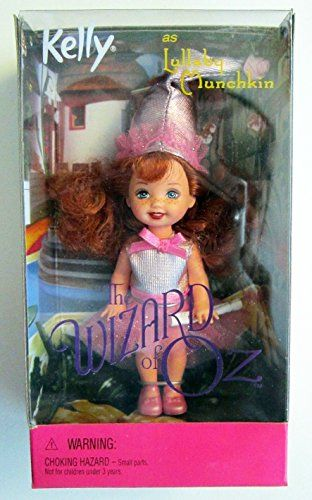 Barbie The Wizard of Oz KELLY DOLL as LULLABY MUNCHKIN (1999) by ...
