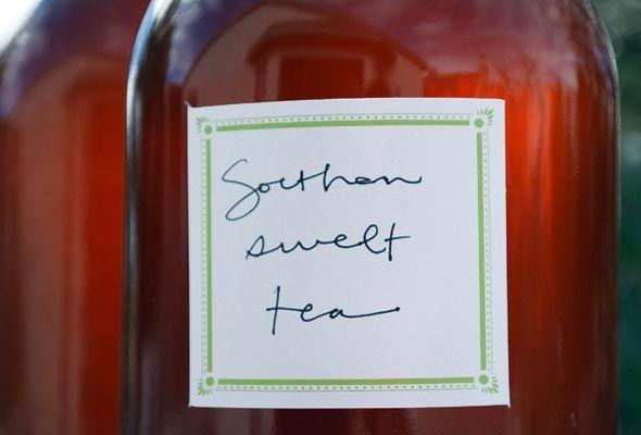Sweet Tea: Recipe, Southern Style, Sweets, Food, Southern Sweet Teas, Things Southern, Southern Girls, Ice Teas, Drinks