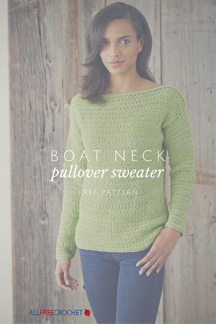 Free Crochet Patterns Summer Sweaters : 25+ best ideas about Crochet Pullover Pattern on Pinterest ...