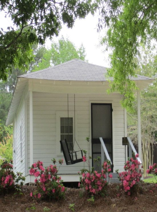 Elvis' Birth Home..Mississippi..Not An Old Farm House