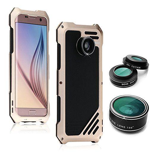 Caméra Objectif Accessoire Kit (pour Samsung Galaxy S7 Edge )