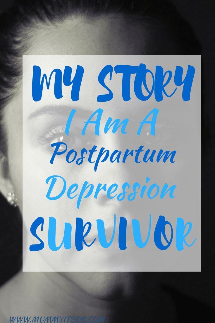 My Story - I am a Postpartum Depression Survivor | Postpartum Depression Recovery | PPD Recovery
