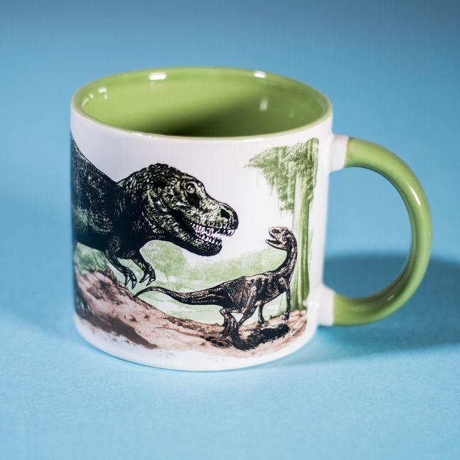 Kubek zagłada dinozaurów