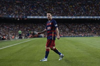 Lionel Messi Worrying Barcelona with injury scareEchoing latest football gist