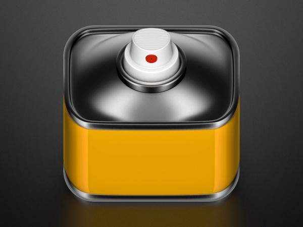 iOS Icons by Konstantin Datz, via Behance