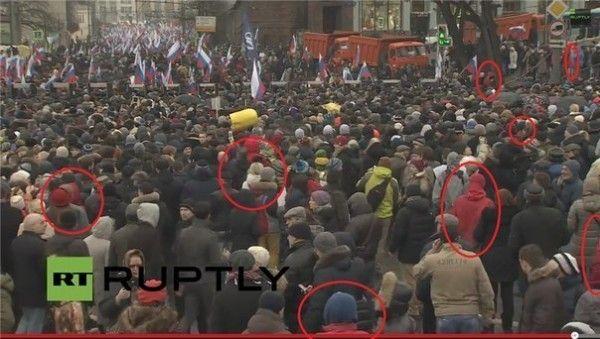 Красные куртки   RussiaPost.su